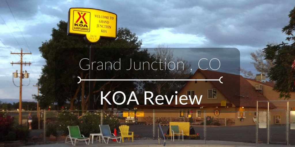 Grand Junction KOA Review